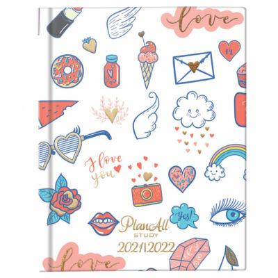 PlanAll Study Mini 2021/22 Love