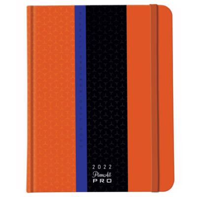 PlanAll Pro 2022 Orange