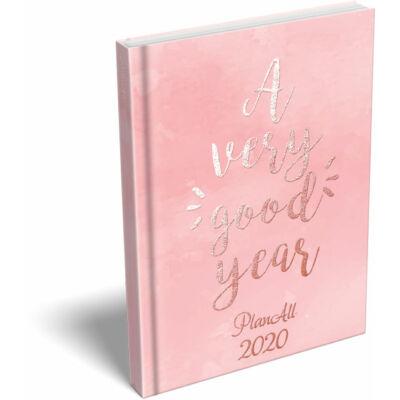 PlanAll Mini Gold Very Good Year