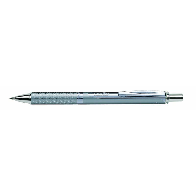 Pentel Energel prémium rollertoll ezüst színben 0.35mm BL407-A