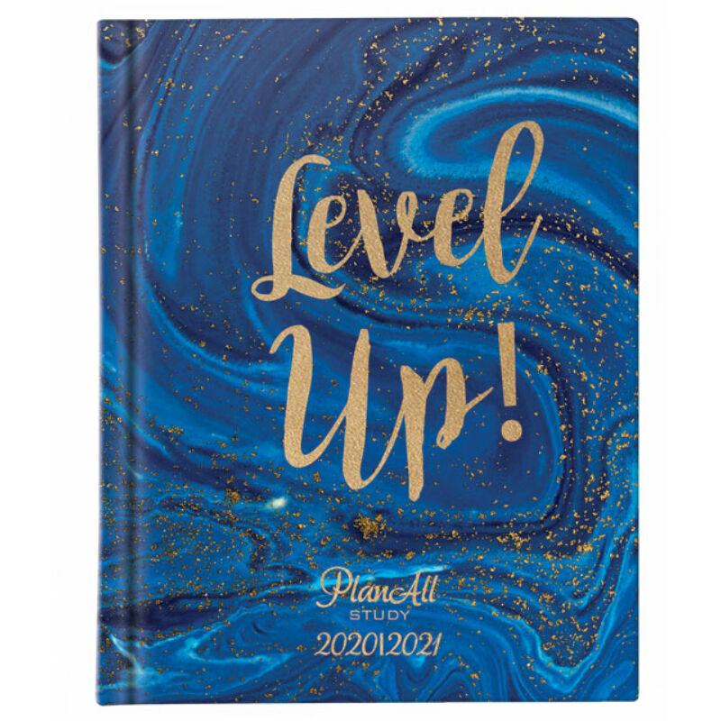 Planall Study Mini B6 Diák Tervező Level up