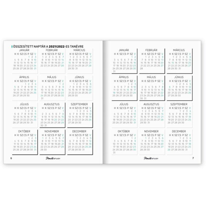 PlanAll Study Mini 2021/22 Learn