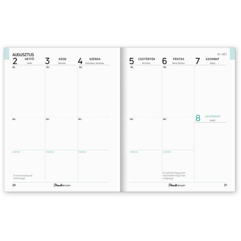 PlanAll Study Mini 2021/22 Do It