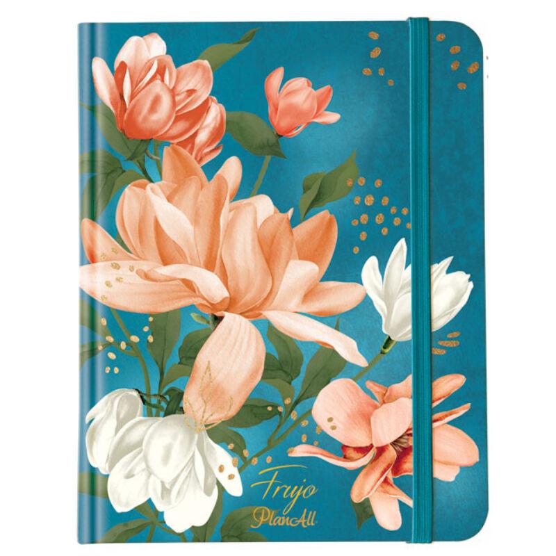 Viszkok Fruzsi PlanAll FruJo Blue Magnolia